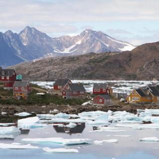 Village de Kulusuk