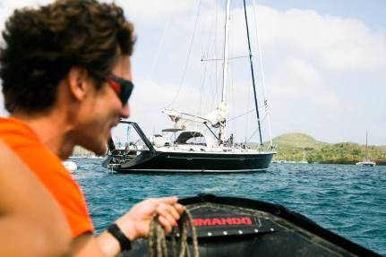 LifeSong Sailing équipe Pierre