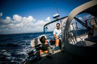 LifeSong sailing croisiere voilier garcia équipe