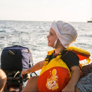 Raphael LifeSong sailing équipe 1