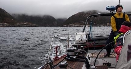 Gaspé Terre Neuve croisière LifeSong Sailing-5