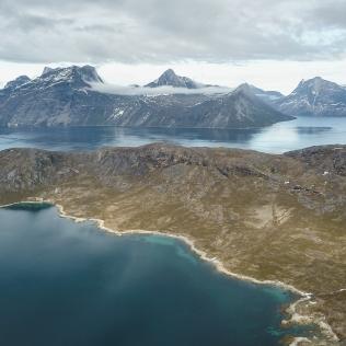 Les fjords immenses