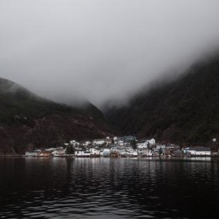 Village isolée de Terre-Neuve