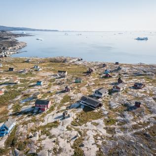 Village de Rhodes Bay