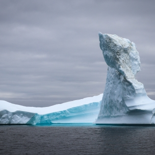 Iceberg Groenland LifeSong croisière