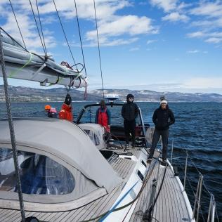 Navigation en équipage