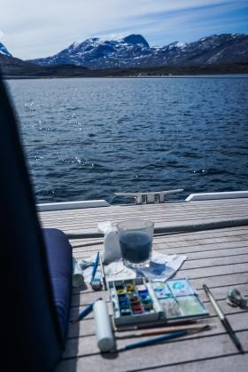 Nuuk Fjord croisière LifeSong Sailing-12