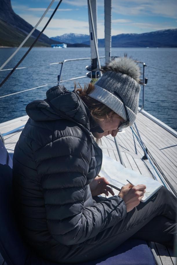 Nuuk Fjord croisière LifeSong Sailing-6